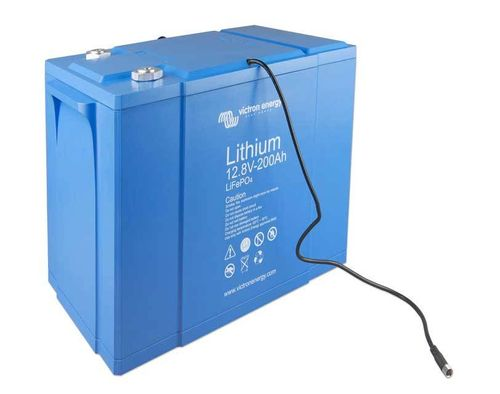 Batterie Lithium 12,8V 200Ah - smart - Victron Energy