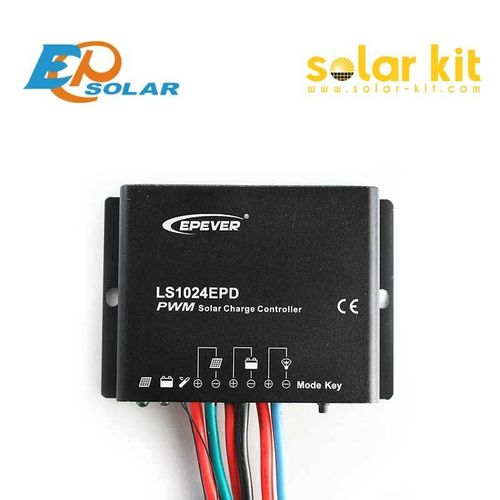 Charge controller 10A 12-24V IP67waterproof LS1024EPD EPSOLAR