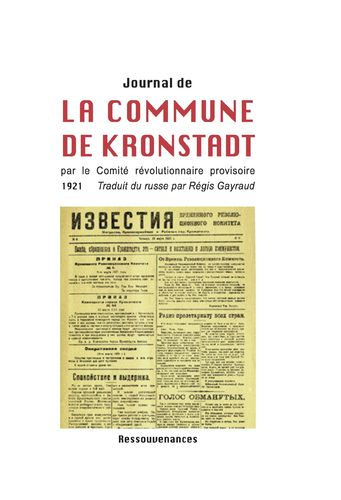 Journal de la Commune de Kronstadt