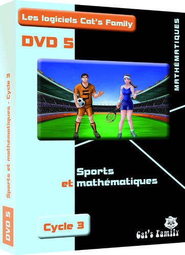 Software 5 - Sports and mathematics - Cycle 3