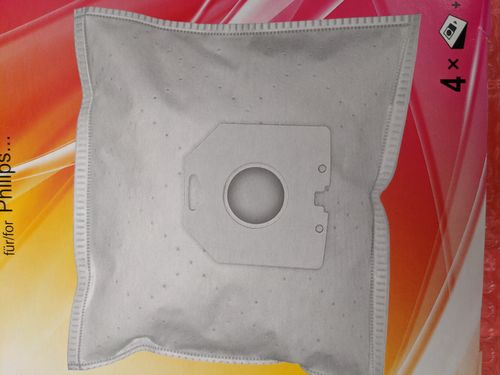 HEPA FILTER HOOVER BAGS FOR USE AS FLITERS IN THE FACEMASK