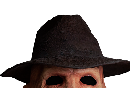 Freddy hat - Nightmare on elm st - Quality freddy hat