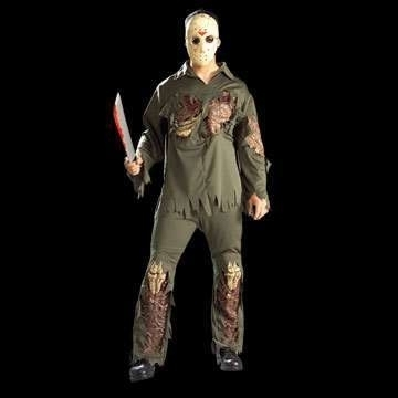 Jason Voorhees super deluxe costume - Halloween