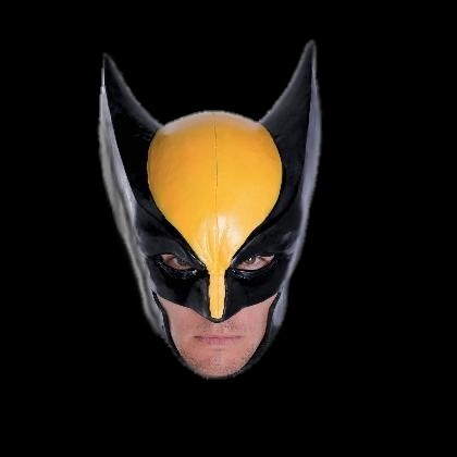 Wolverine Official Mask