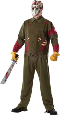 Deluxe Jason Voorhees costume - Halloween