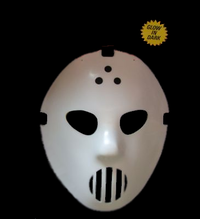 Hockey mask Halloween