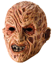 Freddy Krueger Nightmare on elm st horror mask