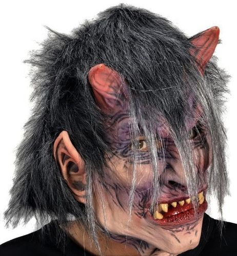 Calibos the elegant devil horror mask - Halloween