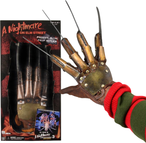 Freddy Krueger Metal glove - Nightmare on Elm street glove