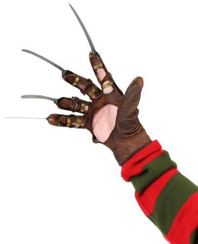 Freddy Krueger Metal glove - Dream warriors
