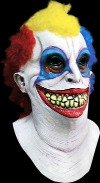 Twisty the clown horror mask - Halloween