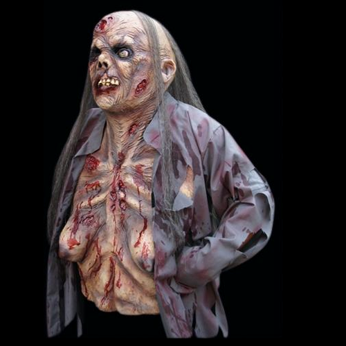 Creeper corpse zombie horror Costume - Halloween