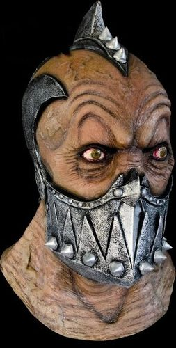 Jaw dragon the warrior - Horror mask - Halloween
