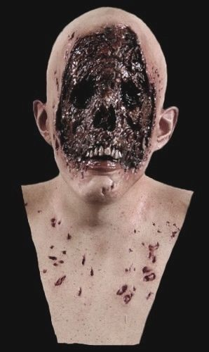 No Face zombie Horror mask - Halloween