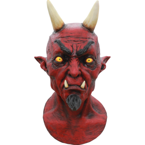 The Lucifer Devil horror mask - Halloween