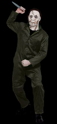 Michael Myers Super Deluxe Costume