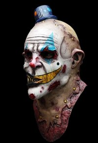 Dead mouth the clown mask - Halloween