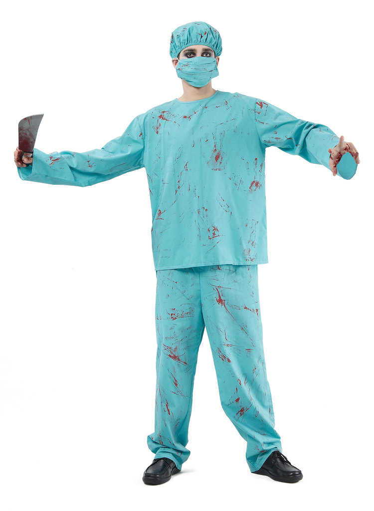 Bloody Surgeon adult Halloween Costume