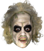 Beetlejuice Full head horror mask - Halloween