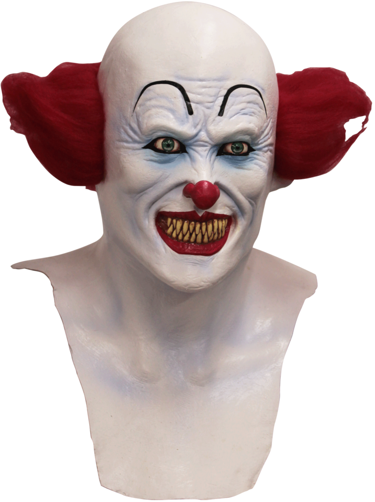 Pennywise mask Clown Horror mask