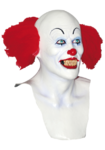 Pennywise l'Il clown - masque terrifiant de clown