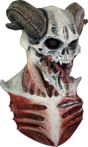 Skull Devil Horror mask - Halloween