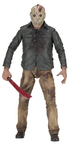 "Friday The 13th part 4 Jason Voorhees 18"" 1/4 scale action figure"
