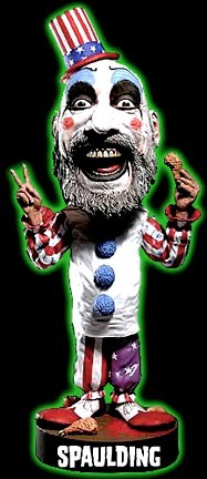 Captain Spaulding Head Knocker