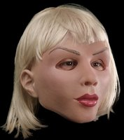 Realistic masks - Female