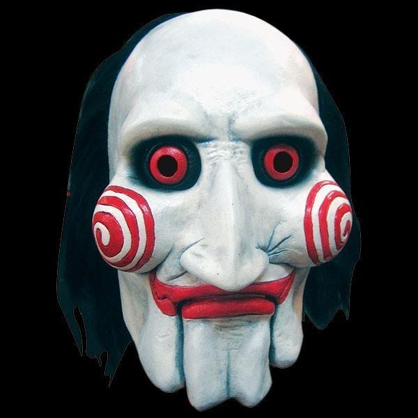 Saw puppet mask  Jigsaw Billy - Halloween