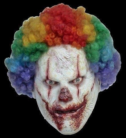 Movie THE CLOWN horror Mask - Clown mask
