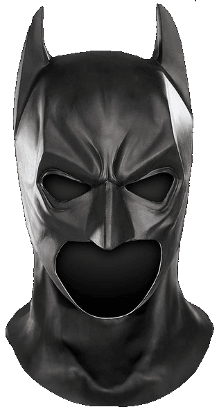 Batman mask - 'DARK KNIGHT' Batman movie mask