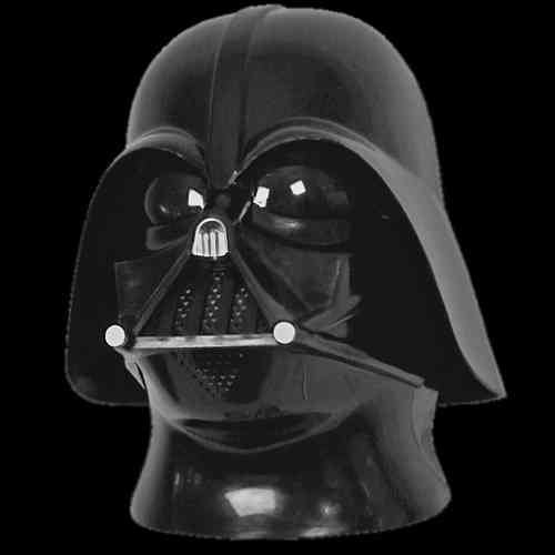 Darth Vader mask - Star wars