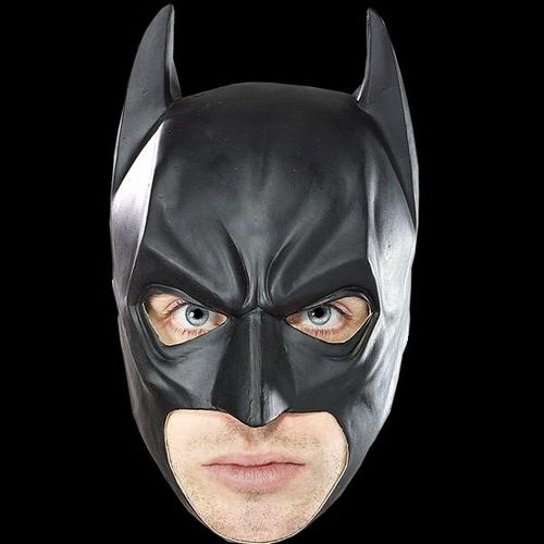 Batman - latex 3/4 Mask
