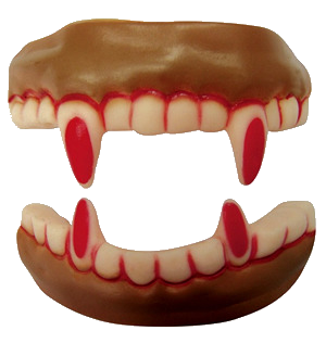 Monster horror vampire teeth Fangs - Halloween