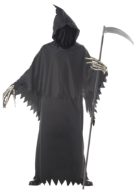 The Grim Reaper horror costume - Halloween