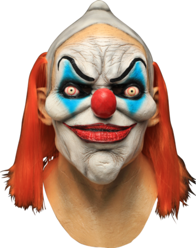 Slappy the Clown Horror mask - Halloween