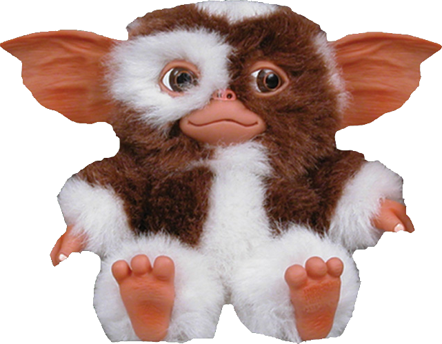 Gremlin gizmo 14cm quality plush happy gremlins doll