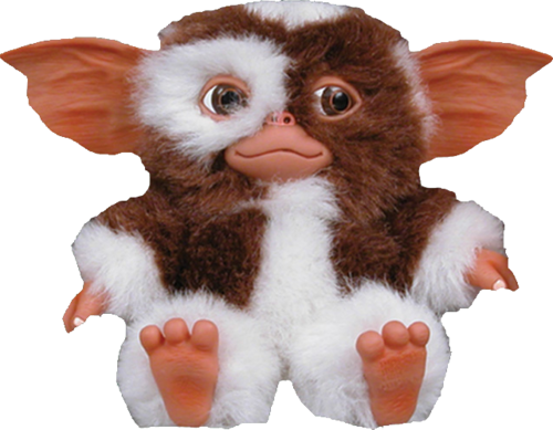 Gremlin gizmo 14cm quality plush doll
