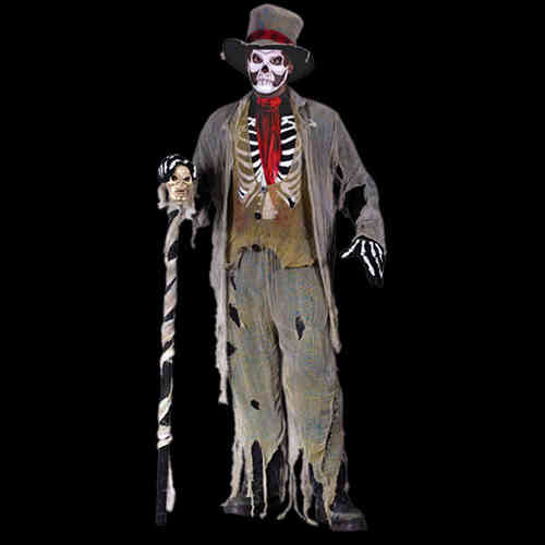 Grave Groom zombie horror Costume