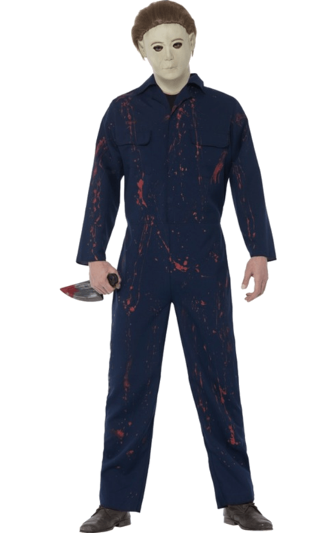 Overall ideal für Michael Myers aus Halloween