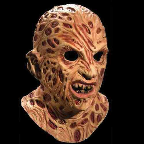 Freddy Krueger - Deluxe mask - Nightmare full head mask
