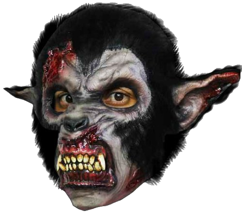 Wolf Night horror mask - Halloween mask