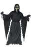 Scream robe and mask - Halloween
