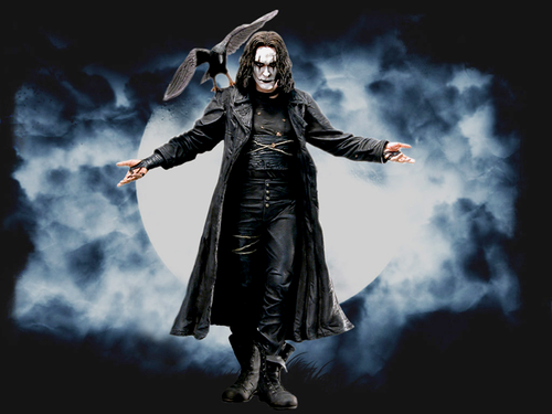 "The Crow: Eric Draven 18"" Figure with  Sound"