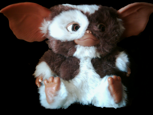 "Gizmo - Dancing singing gremlin 12"" wide"