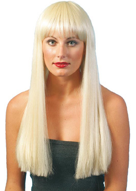 Wig Cher style - deluxe blonde