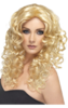 Wig Glamour style - deluxe blonde