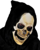 Grim reaper mask with hood - Halloween