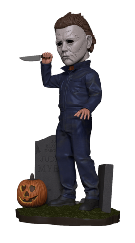 Michael Myers Head Knocker